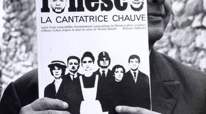 """""""La cantatrice calva"""" spettacolo Uno Sguardo dal Palcoscenico"""