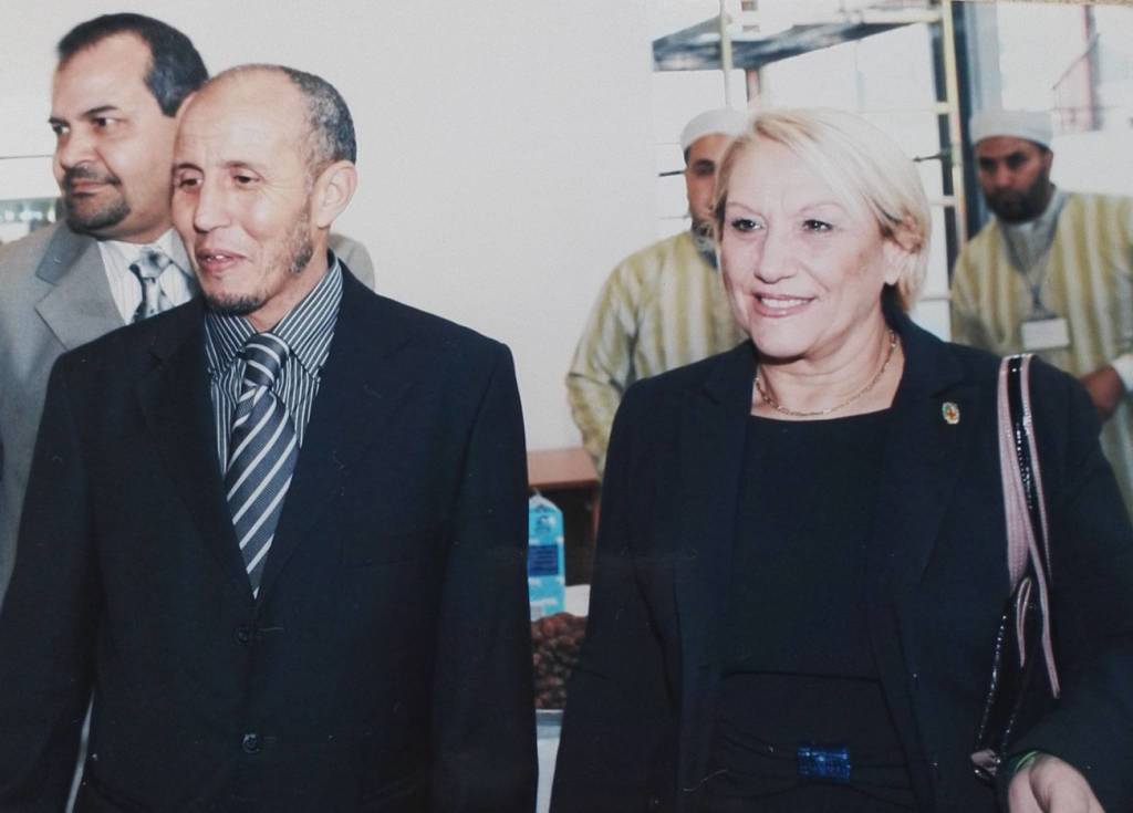 Le immagini della carriera politica di Rosy Guarnieri