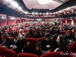 """Levante successo al Politeama con Il Tour """"Caos in Teatro"""""""
