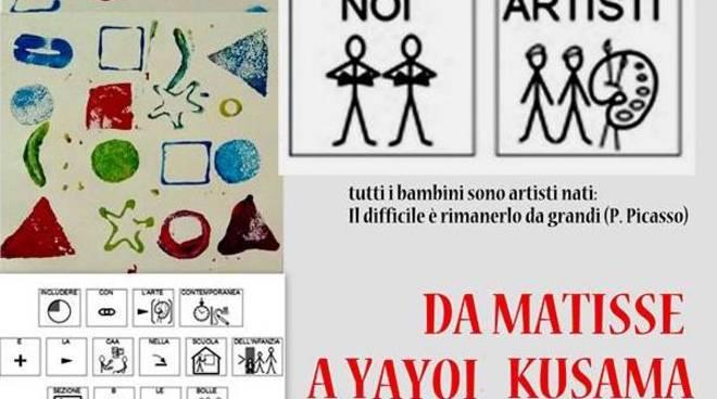 """Mostra """"Noi Artisti! - Da Matisse a Yayoi Kusama"""""""