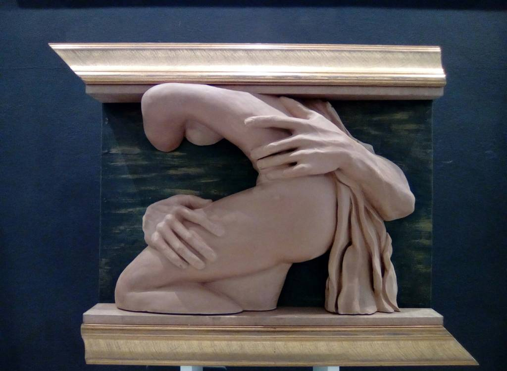 Mostra scultore Donato Donno Palazzo Doria Loano
