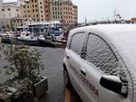 Neve a Camogli 1 marzo