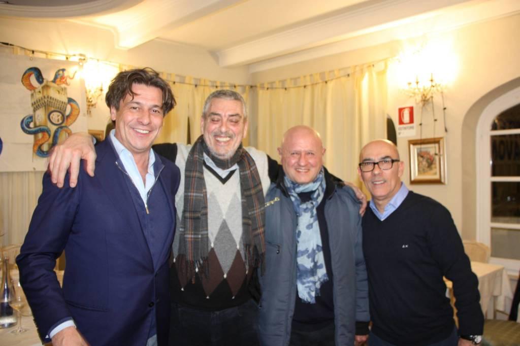 Nicola Berti a Savona