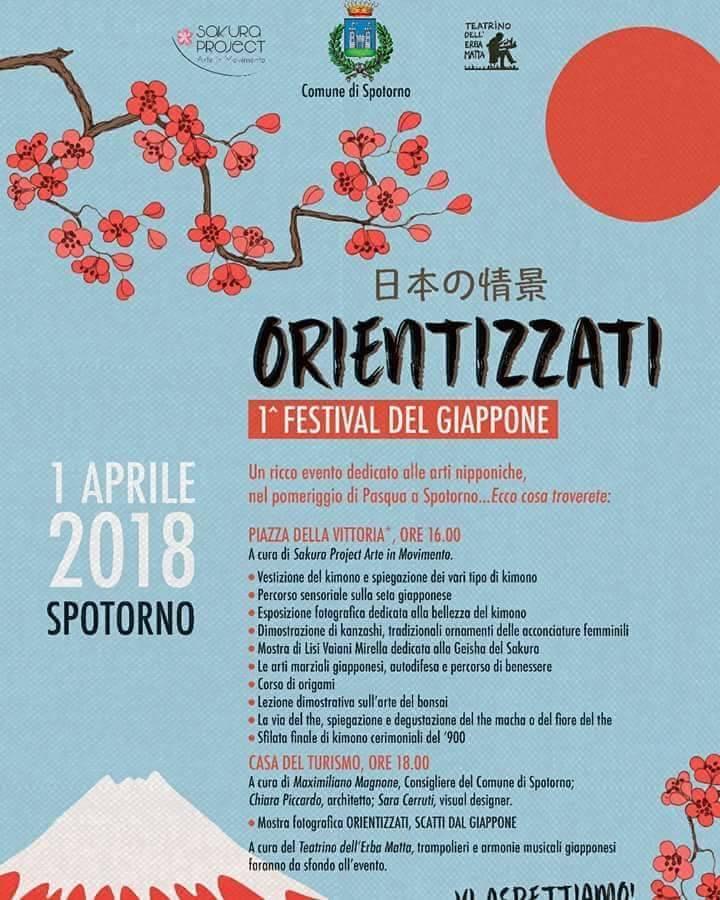 Orientizzati Festival del Giappone 2018 Spotorno