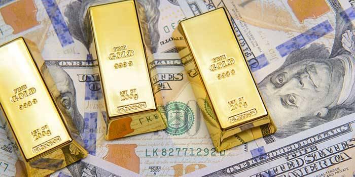 oro dollaro soldi