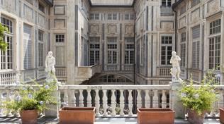 palazzo lomellino piano nobile