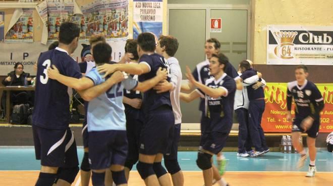 pallavolo maschile volley