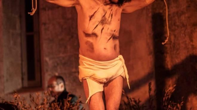 passione di cristo Andora