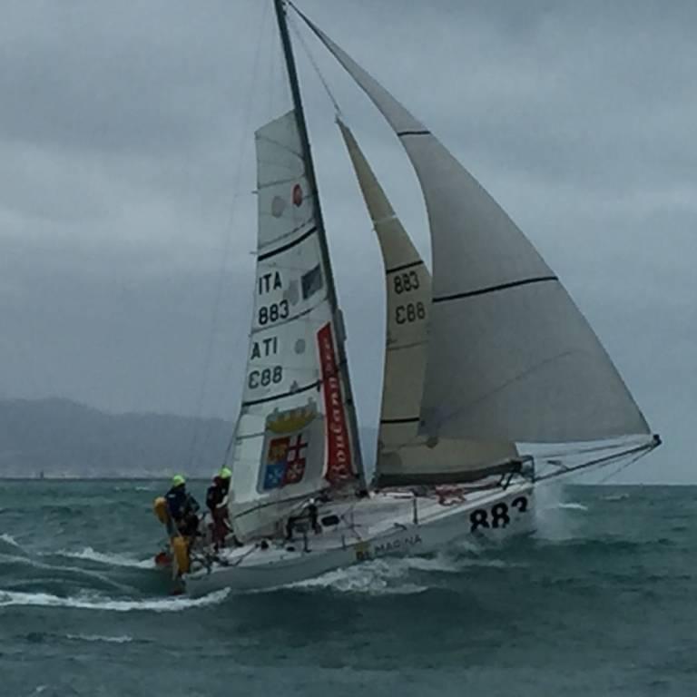 Pegaso imbarcazione a vela