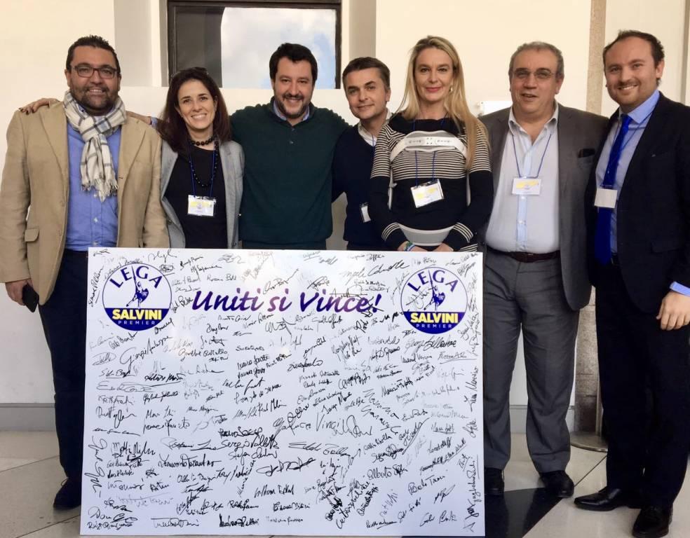 I parlamentari della lega della provincia di savona for I parlamentari