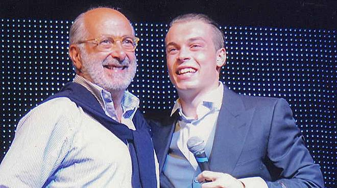 Davide Pastorino Tenore Pino Niccoli
