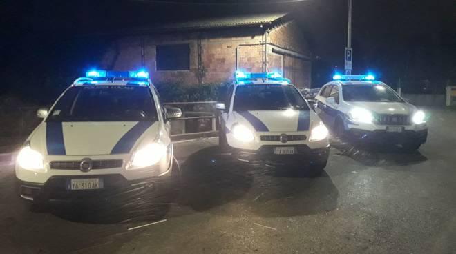 polizia municipale loano