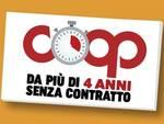 protesta coop contratto volantinaggio