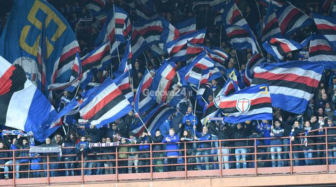 Sampdoria Vs Inter Serie A
