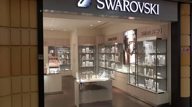 Swarovski a Savona