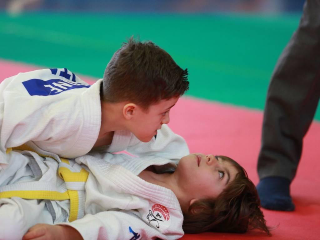 Tigers Gym Team Judo