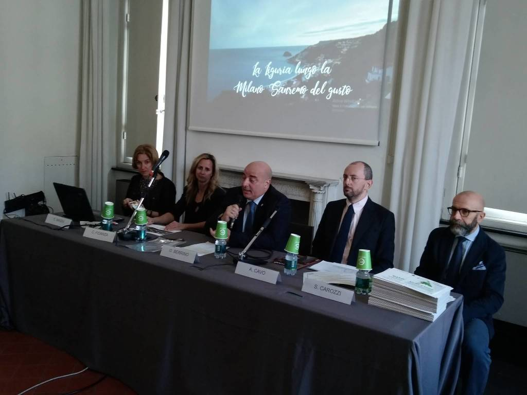 Milano Sanremo Gusto Attestati
