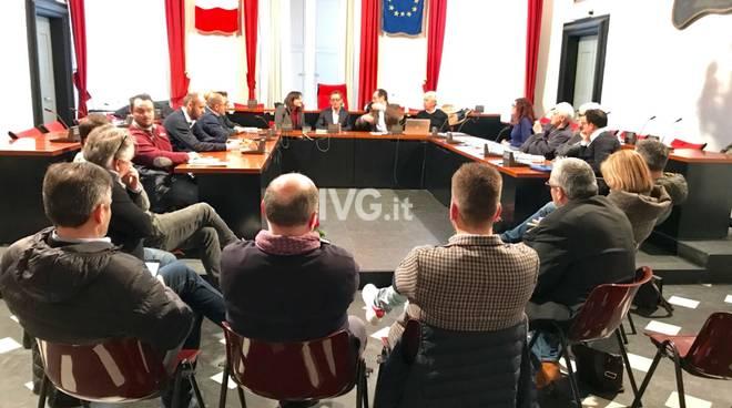 Comunità Europea Sport Riunione Albenga