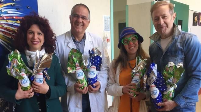Donazione Auser Pediatria San Paolo