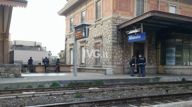 Controlli Stazione Alassio