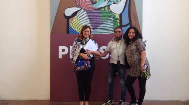 100 mila visitatori alla mostra di Picasso