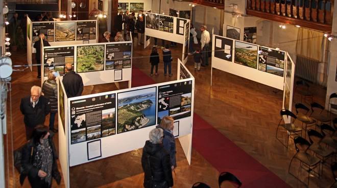 """Alassio, boom di spettatori per la mostra """"I paesaggi terrazzati nel Mondo"""""""