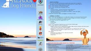 Alassio Dog Friendly 2018