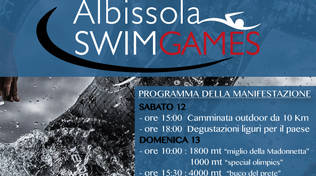 Albissola Swim Games 2018