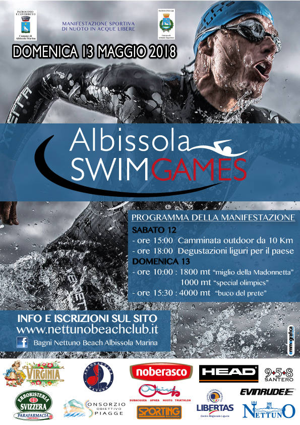 Albissola Swim Games 2018