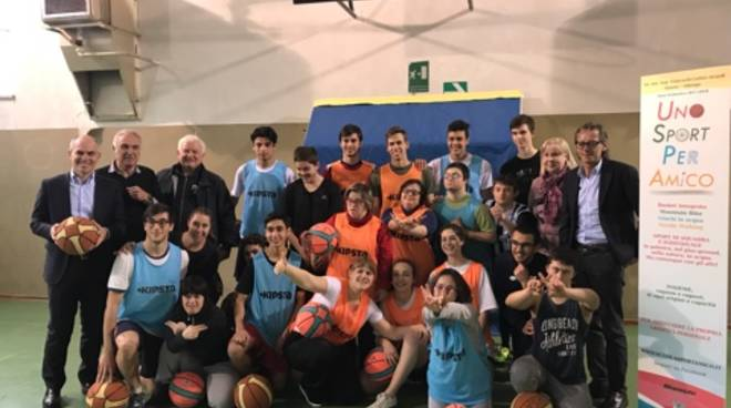 basket integrato albenga