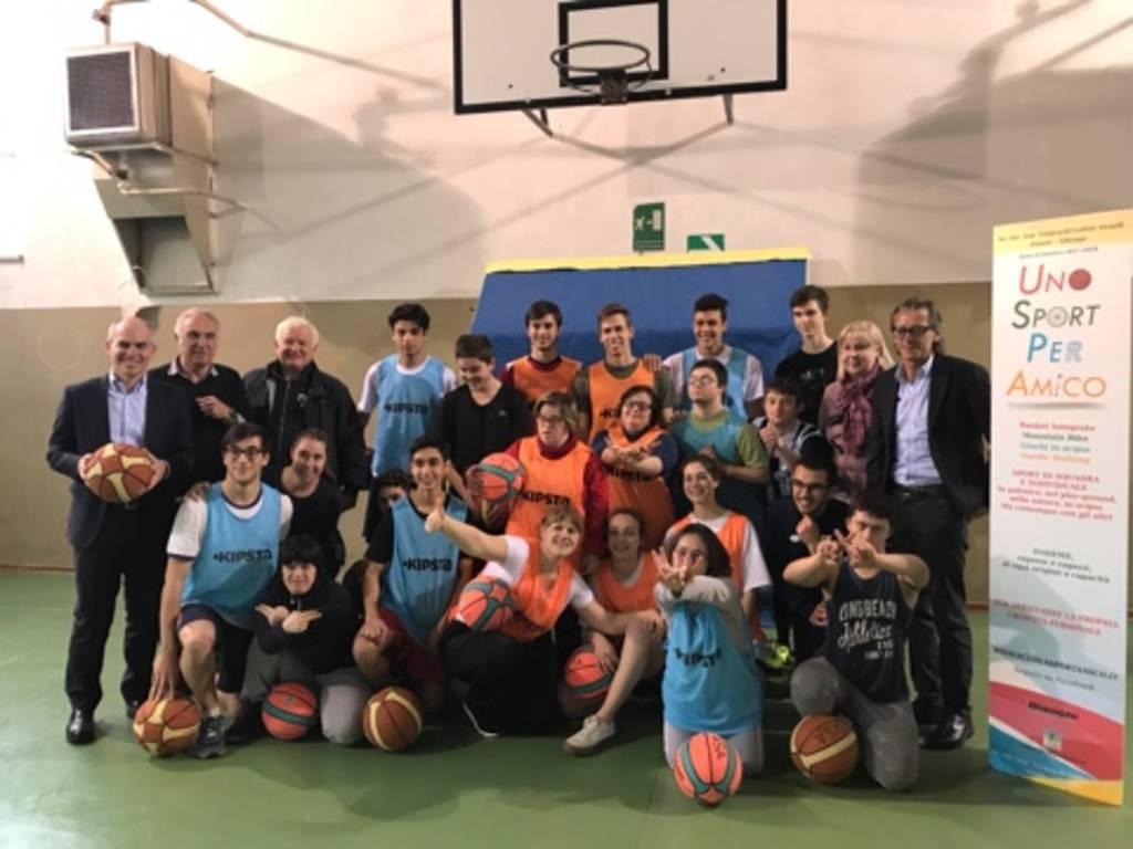 basket integrato albenga