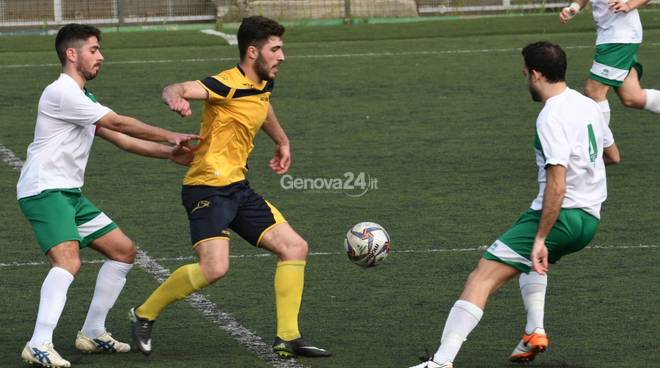 Borzoli Vs Campese Promozione Girone A