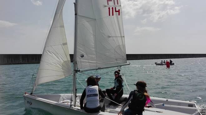campionati studenteschi di vela