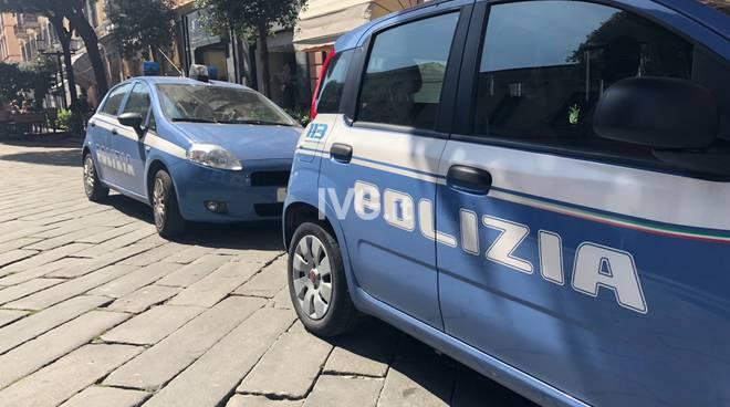 Polizia savona corso italia