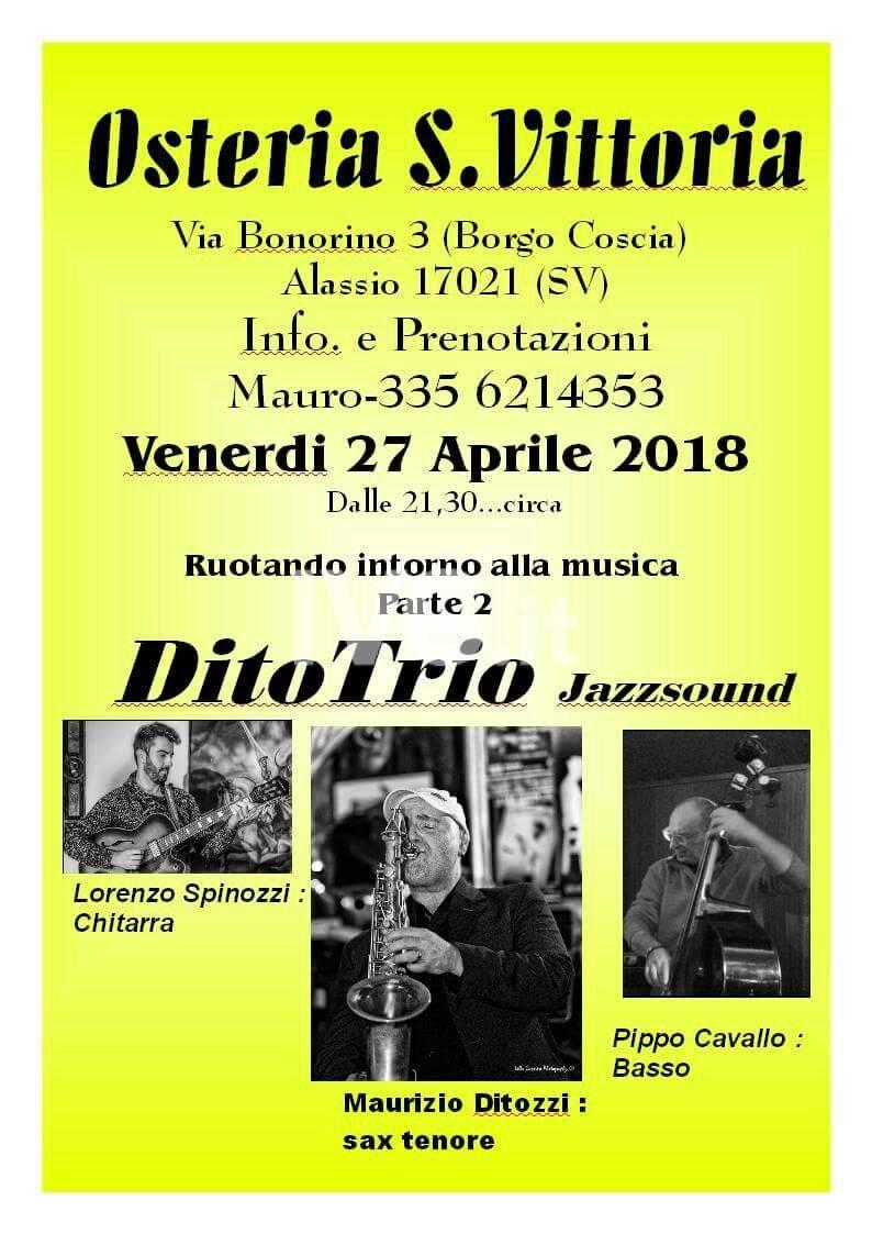 DitoTrio Jazz sound