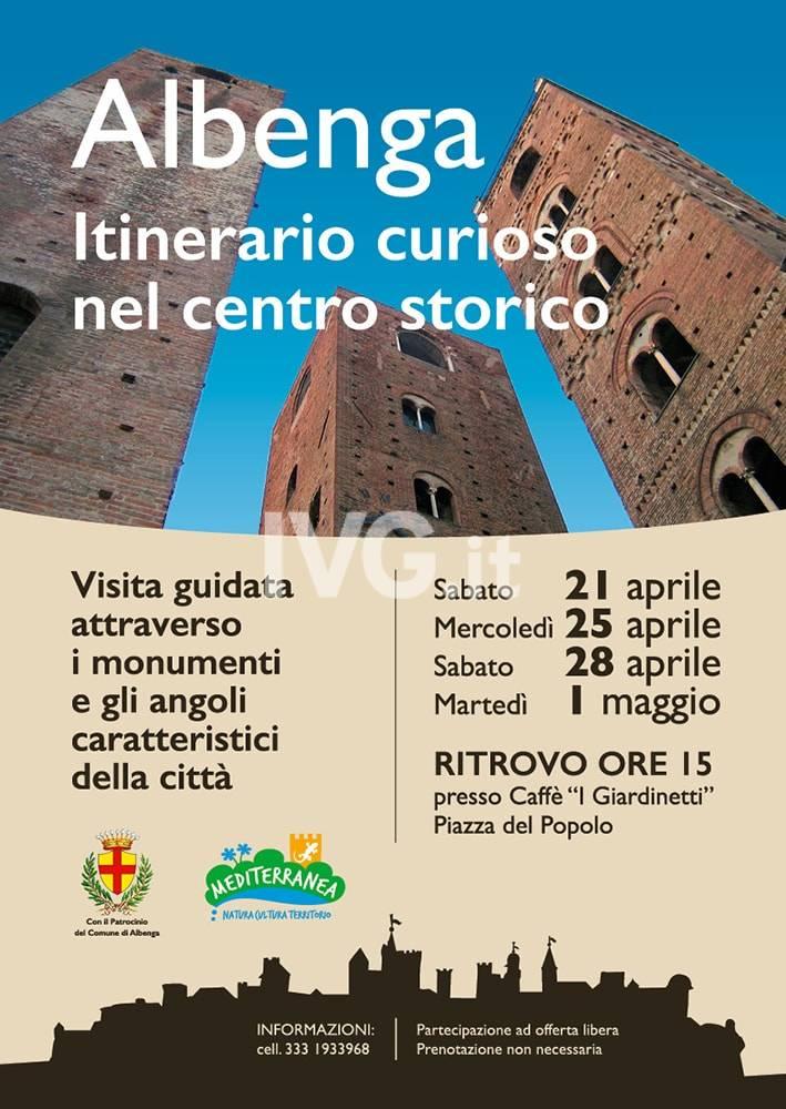 Itinerario curioso ad Albenga