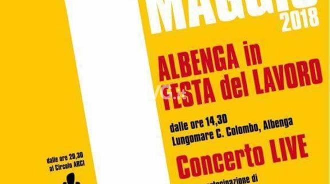 Albenga in festa per il 1° Maggio: live music + jam session al Circolo ARCI Messico & Nuvole
