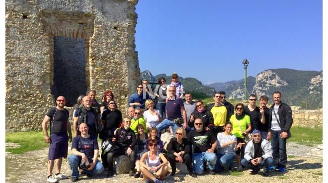 """""""Amici in Sella"""" alla scoperta di Finalborgo domenica 22 aprile."""