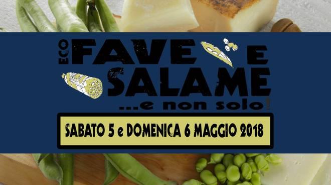 Fave, salame e non solo! by Croce d\'Oro Sciarborasca
