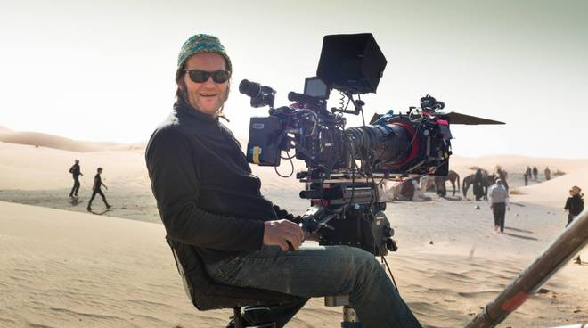 "\""Luci e ombre\"", Peter Zeitlinger spiega la fotografia nei Film al Riviera International Film Festival"