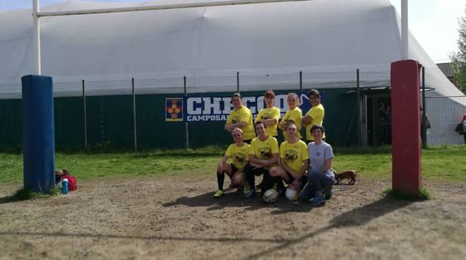 Cogoleto Rugby Old Femminile si aggiudica il Torneo di Camposampiero (PD)