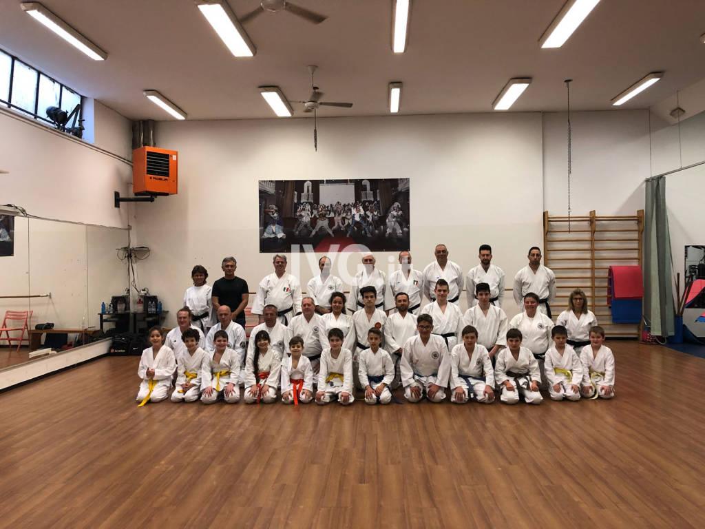 Stage Provinciale A.S.I. di Karate