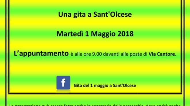 Gita del 1 Maggio a Sant\'Olcese
