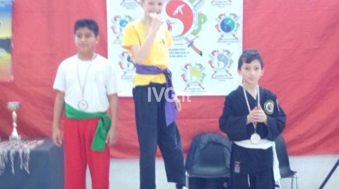 Kung Fu: la Scuola di Finale pluripremiata alla gara nazionale di Saluzzo