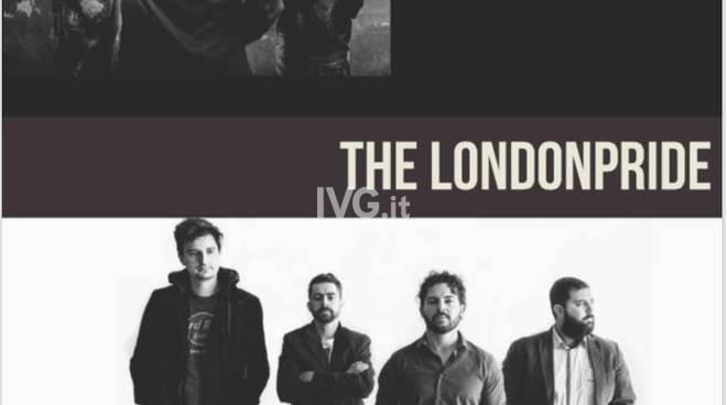 Stasera al Circolo ARCI Messico & Nuvole di Albenga: THE LONDONPRIDE & ATRIO_live