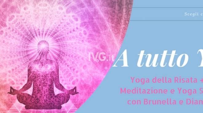 A Tutto Yoga!