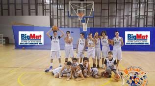 Basket: Under 14 si laurea campione interprovinciale Savona / Imperia con 18 vittorie su 18 gare!