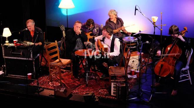 Stasera alla Raindogs House di Savona: Session Americana