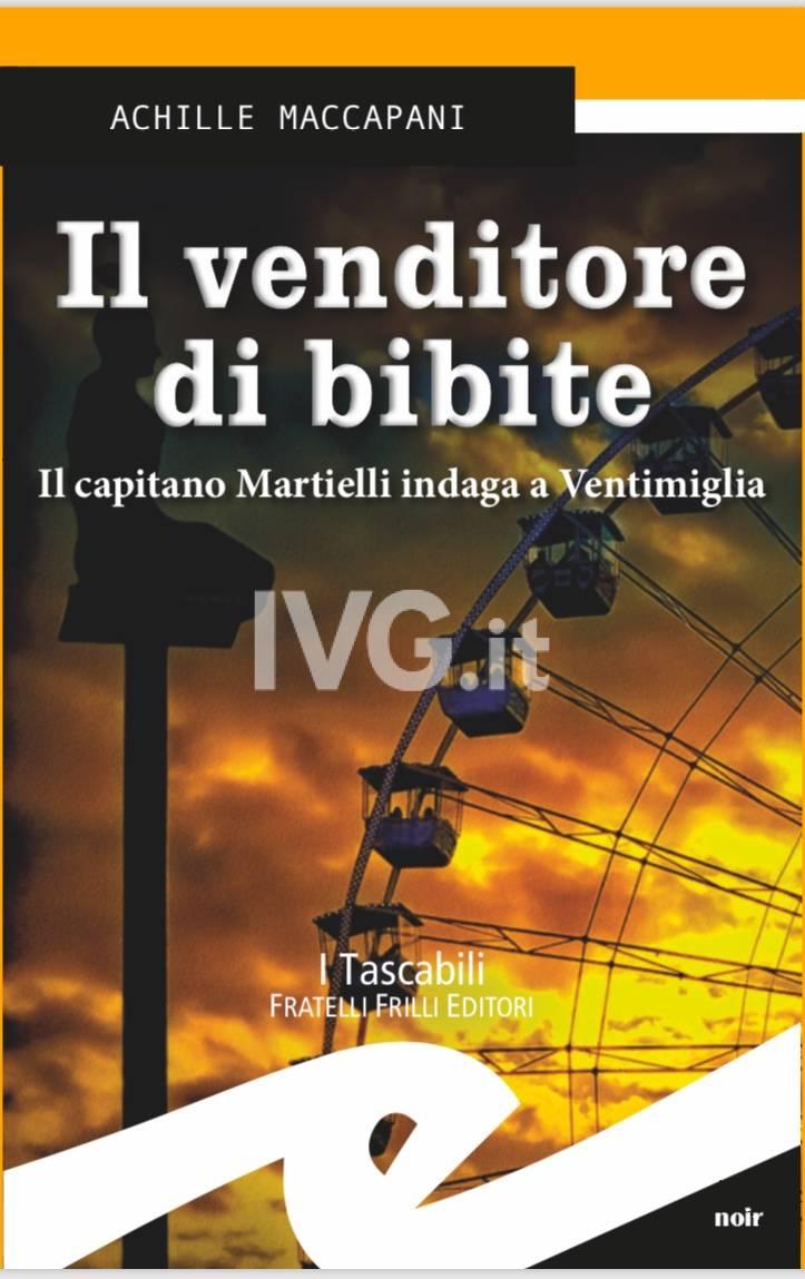 Achille Maccapani presenta Il venditore di bibite (Fratelli Frilli)