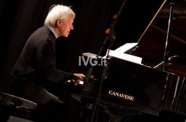 Riccardo Zegna pianista jazz IVG